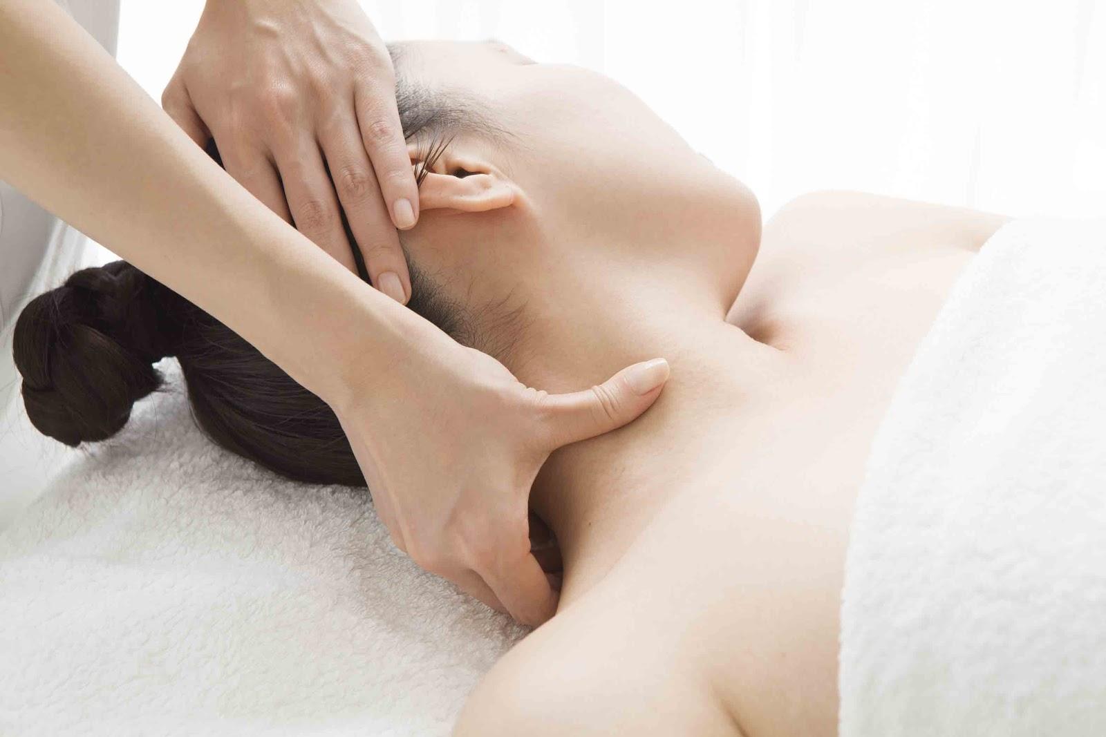 neckmassage